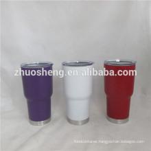 Zhuosheng 900ml insulated stainless steel coffee mug
