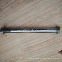 Personalize parafusos e porcas de aço inoxidável M33 * 150