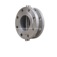 Flanged Dual-plate Check Valve