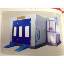 Cabine de Pulverização Eletricamente Aquecida
