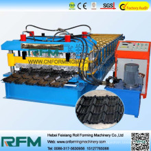 FX glazed tile roll forming line productions