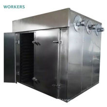 High Quality Beef Jerky Dehydrator Oven Plantain Chips Drying Machine 24-192 Trays Coconut Chips Drying Machine Stainless Steel