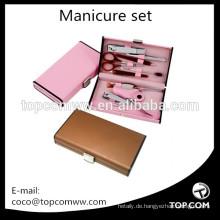 Großhandels-Maniküre-Set Aluminiumkoffer für die Maniküre