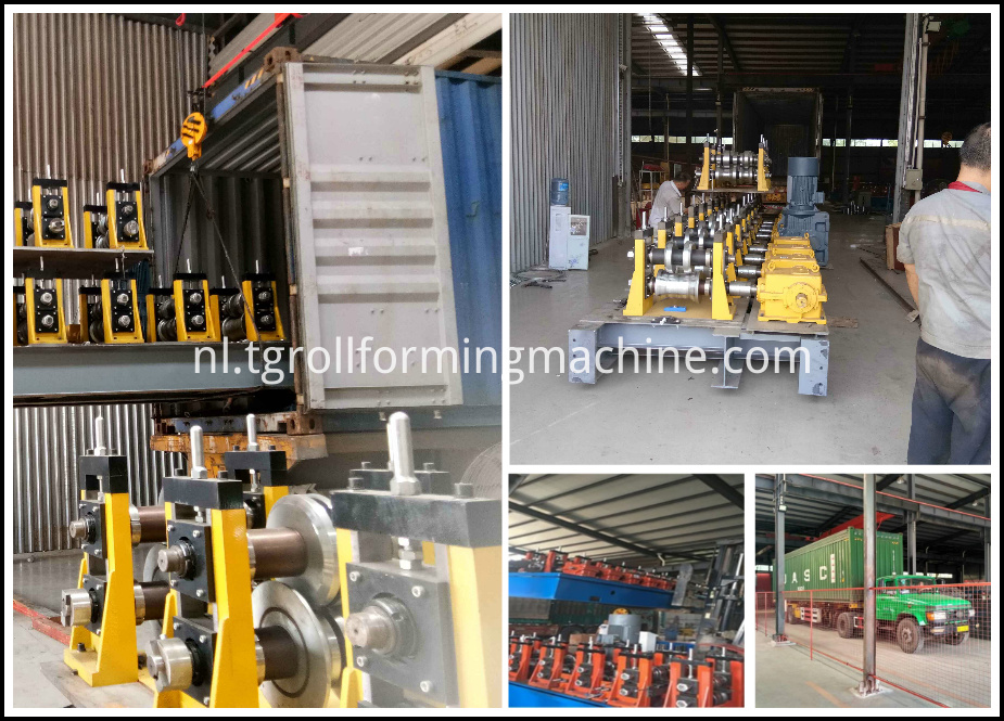 Refrigerator Back Panel Roll Forming Line