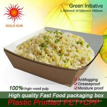 kraft para llevar cajas de almuerzo