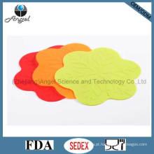 Tapete de borracha de silicone resistente ao calor Tablemat Sm04