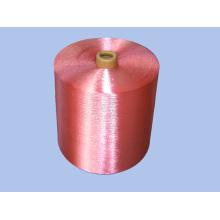 Viskose Filament Garn rohen weißen hellen Kuchen gefärbt 250D / 50F