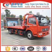 Dongfeng 4 toneladas camión de desguace pesado China fabricante
