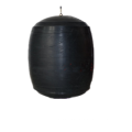 High Pressure rubber inflatable mandrel pneumatic concrete balloon airbag  0.1~1.5 MPA pneumatic fender