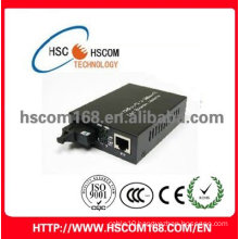 10/100M single mode optical media converter
