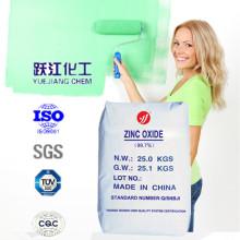 Indirect Zinc Oxide (99.7%) Manufacturer