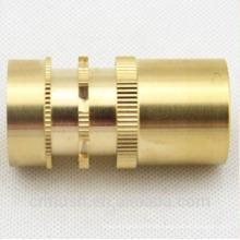 Hochwertige CNC-Bearbeitung Messing Präzisionsteile