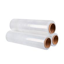 "18"" x 1000 ft Hand Wrap Roll Polyethylene Plastic Packing LLDPE Film Grade Stretch Film"