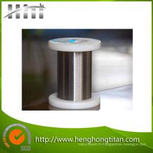 Inconel 600 (UNS N06600) Fil en alliage de nickel et nickel
