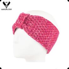 Moda de invierno caliente Knitted Handband