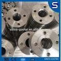 Espaços em flange de tubo forjado em aço inoxidável ANSI B16.5