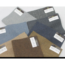 made to measure plain wool/cashmere fabric for clothes