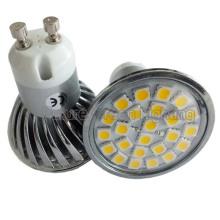 Bulbo del proyector del LED 4.5W GU10 / MR16 / E27 / JDR