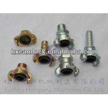 Universal air hose coupling American type/US type/ European type