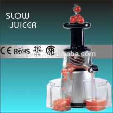 Cubierta de plástico Diseño moderno Slow Speed Screw Juicer lento