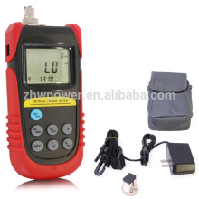 Compteur d'énergie optique à fibre optique TLD série 6070, compteur d'alimentation laser laser optique pour test FTTH