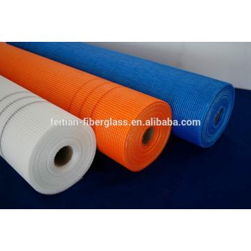 Arten von yuyao 75gr 4x4 alkalibeständiges Glasfasergewebe