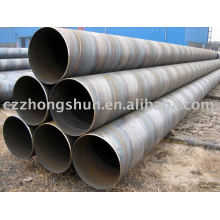 steel pipe spiral/Spiral Steel Pipe/API 5L SSAW Tube