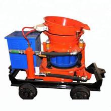 PZ-5 dry Diesel cement wet mix shotcrete spray pump machine