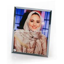 hot sale rectangle glass photo frame