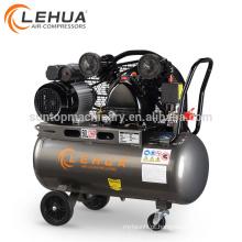 Compressor quente movido correia do compressor do freio do ar da venda 2hp 3hp