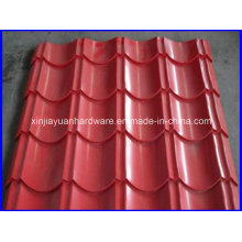 New Style Pre-Painted Corrugated Galvanized Roofing Sheet