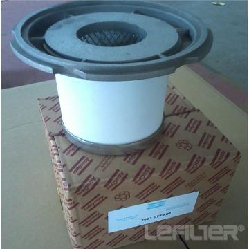 Atlas Copco screw compressor air oil separator 2901077901