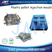 customized well designed plastic pallet injection mould maker