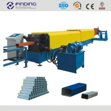 steel down pipe cold roll forming machine