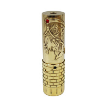 2019 Latest Brass Copper Vape Mechanical Mod