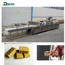 Salted Nut Candy Bars Making Machine