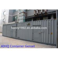 40HQ Container UK 4006/4008/4012/4016 Series Diesel Genset Price