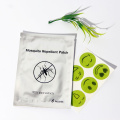 Hot Sale Natural Mosquito and Serangga Repellent Patch