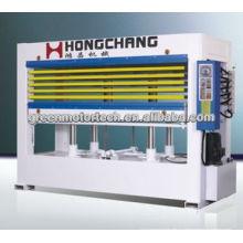 Надежное качество автоматическое фанеры горячие пресс-машина