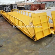 Hontylift Forklift ramps / Мобильный перегрузочный мост