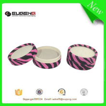 Wholesale empty paper eyeshadow container