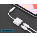 TYPE-C Adapter earphone nirkabel