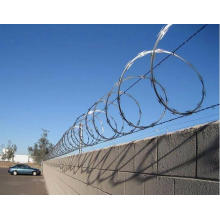 Razor Barbed Wire for High Security Factory