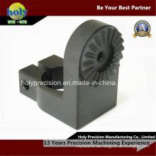 CNC, der anodisierten elektrischen Ausrüstungs-CNC Aluminiumteil maschinell bearbeitet