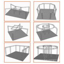 A20-QS30 aluminium square truss,roof truss system, easy install struss A20-QS30 aluminium square truss,roof truss system, easy install struss