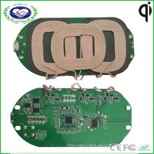 3 Spulen Wireless Ladegerät PCBA Qualität Kundenspezifische PCBA für Möbel, Auto