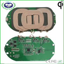 3 Coils Wireless Charger PCBA High Quality Customized PCBA for Furniture, Car