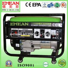 Grupo electrógeno de gasolina de arranque trifásico 3kw (EM4800A)