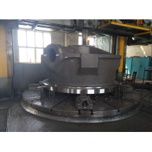 Mining Machinery Parts Lower Frame Cone Crusher