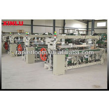 electronic jacquard weaving shuttle loom manufacturer popular in india